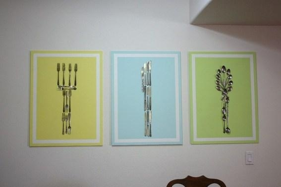 Diy Kitchen Wall Decor Classy Design Diy Kitchen Wall Decor Modern Throughout Large Wall Art For Kitchen (Image 12 of 20)