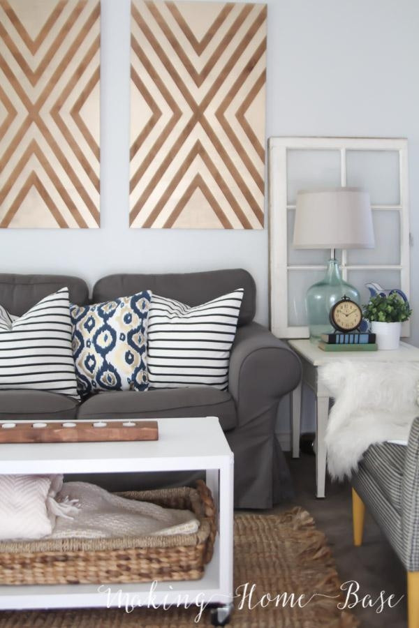 Diy Oversized Wall Art For Oversized Wall Art (View 19 of 20)