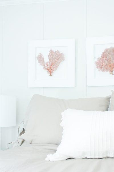 Diy Sea Fan Wall Art – Finding Silver Pennies With Sea Fan Wall Art (Image 7 of 20)