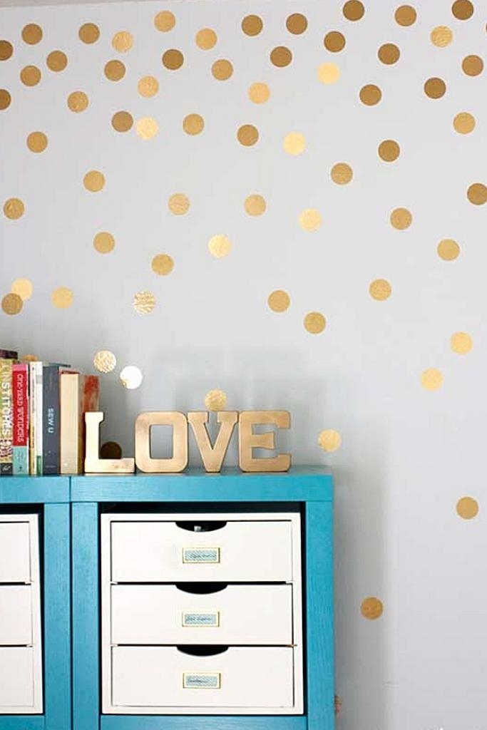 Diy Wall Decor Ideas For Bedroom Bedroom Glamorous Tumblr Room Diy Regarding Glamorous Wall Art (Image 8 of 20)