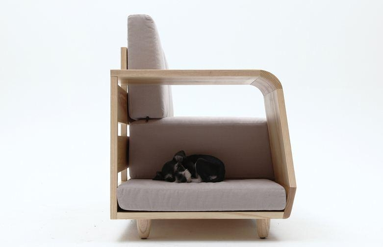 Dog House Sofa | Gadgether Intended For Cat Tunnel Couches (Image 14 of 20)