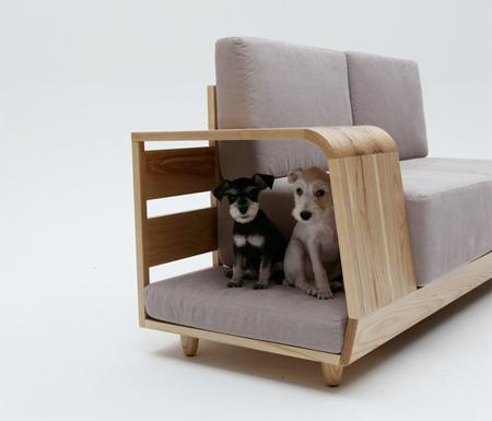 Dog House Sofa In Cat Tunnel Couches (Image 15 of 20)