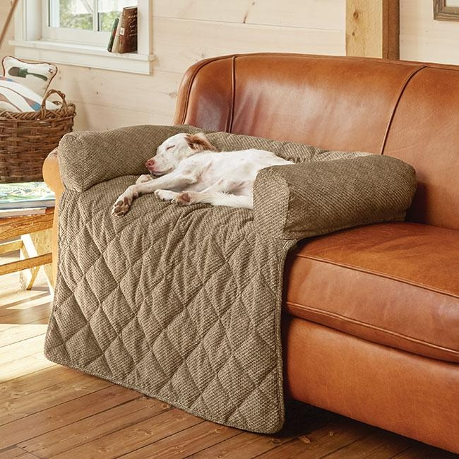 Dog Proof Sofa Dog Proof Material Waterproof Pet Couch