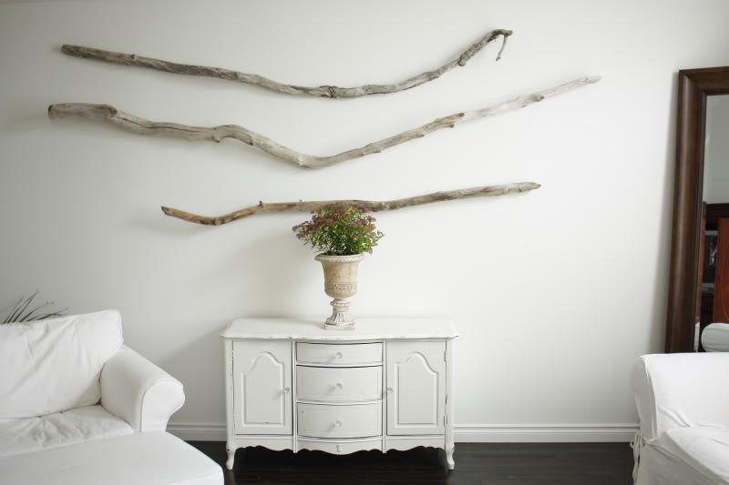 Driftwood Wall Decoration | Recycled Things Regarding Large Driftwood Wall Art (View 11 of 20)