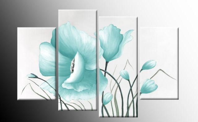 Featured Image of Duck Egg Blue Wall Art
