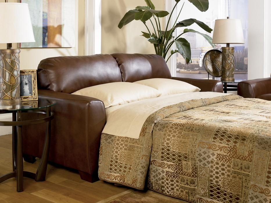 Durablend 94202 Queen Sleeper Sofa | Convertible Sleeper Sofas Pertaining To Queen Convertible Sofas (Image 6 of 20)