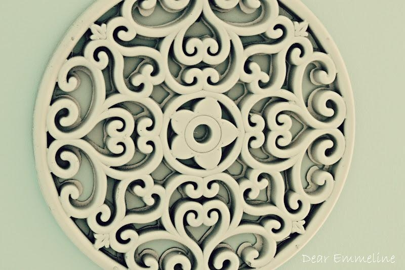 Easy Peasy Faux Wrought Iron Wall Art Throughout Faux Wrought Iron Wall Art (Image 11 of 20)