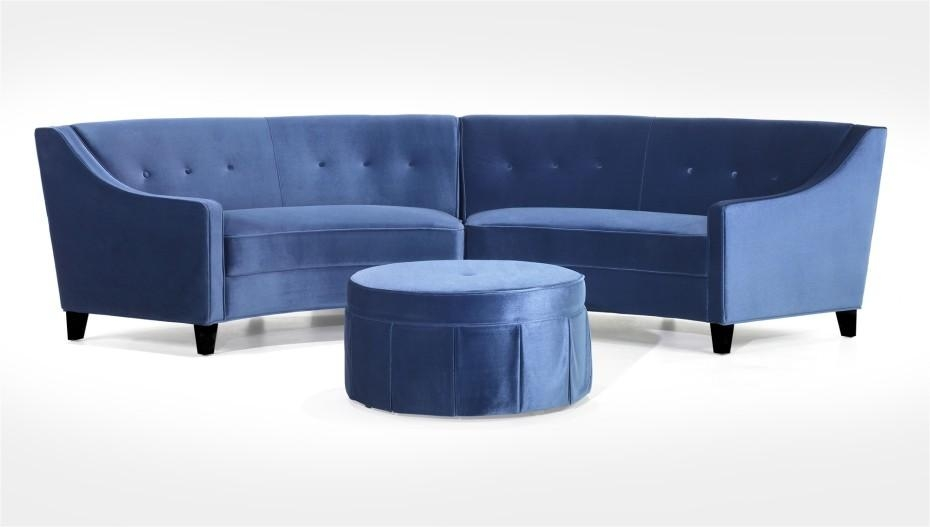 Eco First Art: Sectional Sofa Inside Small Curved Sectional Sofas (Image 11 of 20)