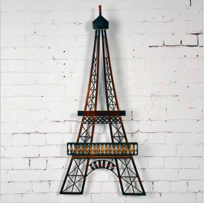 Eiffel Tower Wall Art | Roselawnlutheran Intended For Metal Eiffel Tower Wall Art (Image 12 of 20)