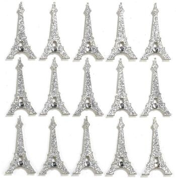 Ek Tools Paris Dimensional Scrapbooking Stickers 50 20447 Inside Paris Themed Stickers (View 4 of 20)