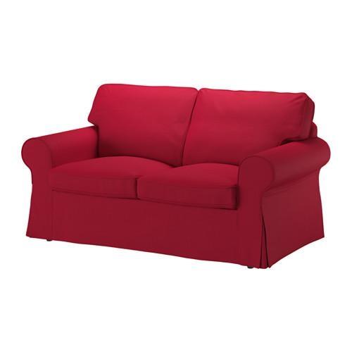 Ektorp Loveseat Cover – Lofallet Beige – Ikea Regarding Sofa And Loveseat Covers (Photo 18 of 20)