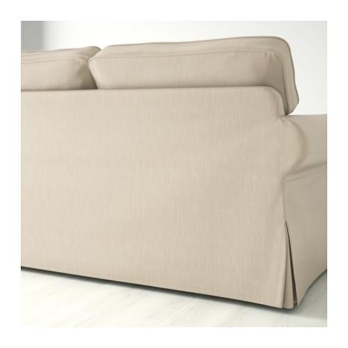Ektorp Sofa – Lofallet Beige – Ikea In Beige Sofas (Photo 10 of 20)