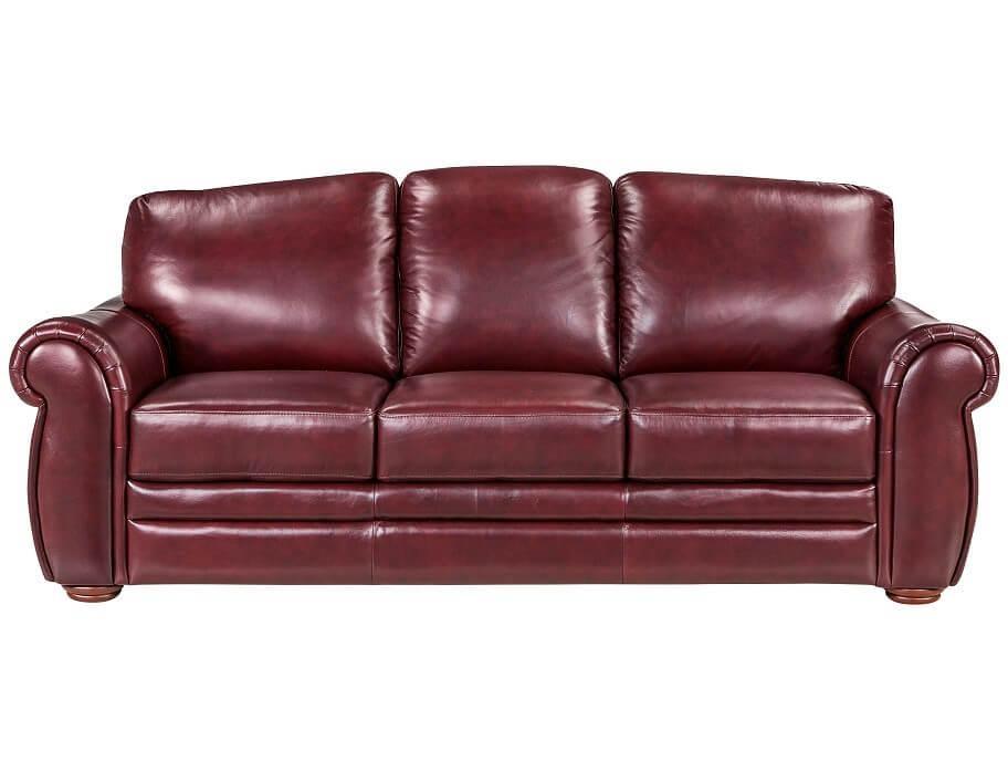Elegant Sealy Leather Sofa Slumberland Leather Sofas – Interiorvues With Regard To Sealy Sofas (View 15 of 20)