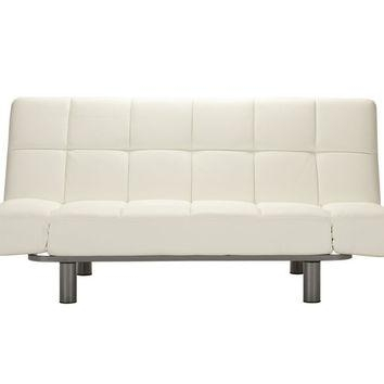 Euro 3 Seater Futon | Sofa Beds & Futons From Fantasticfurnit Within Euro Sofa Beds (Image 8 of 20)