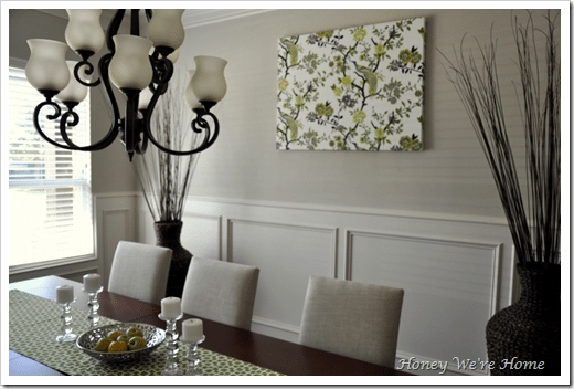 Fabric Canvas Wall Art | Honey We're Home Regarding Fabric Canvas Wall Art (View 20 of 20)