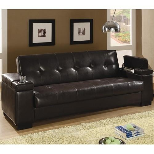 Fabulous Faux Leather Sleeper Sofa Young Bedroom Sofa Beds Pertaining To Faux Leather Sleeper Sofas (View 14 of 20)