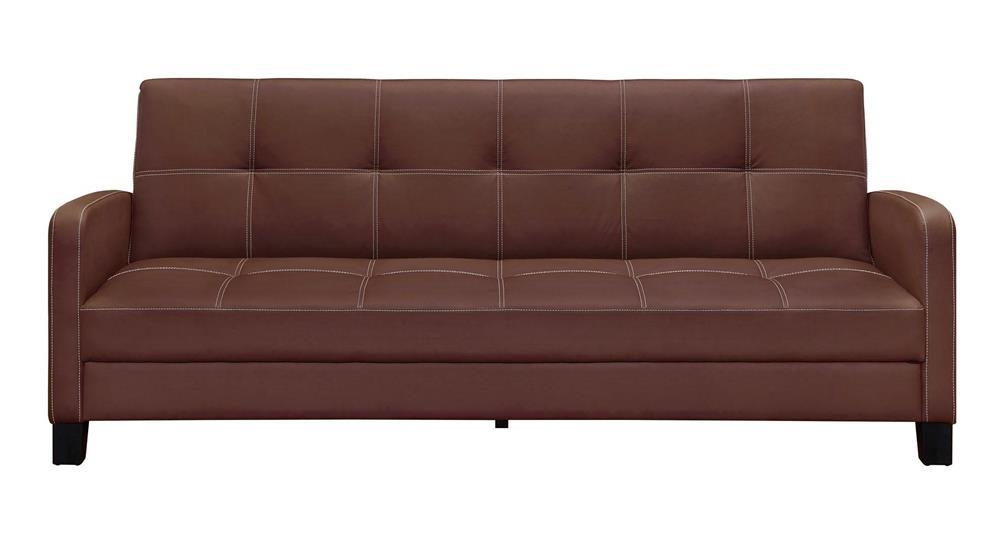 Fabulous Faux Leather Sleeper Sofa Young Bedroom Sofa Beds Regarding Faux Leather Sleeper Sofas (View 15 of 20)
