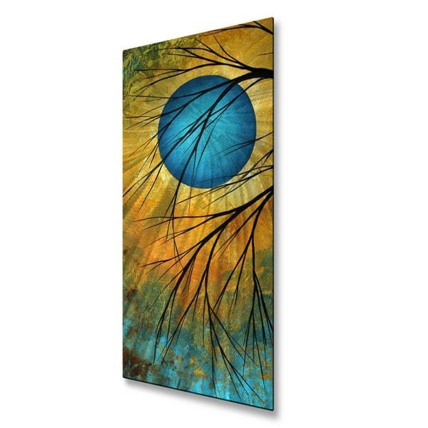 Fading Beauty' Megan Duncanson Metal Wall Art – Free Shipping With Regard To Megan Duncanson Metal Wall Art (Image 7 of 20)