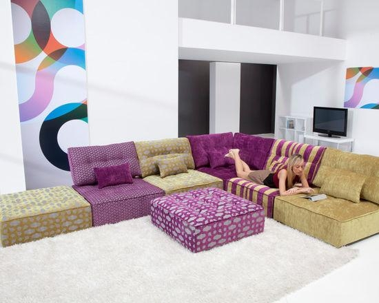 Fama Armchairs & Modular Sofas Regarding Modular Sofas (View 8 of 20)