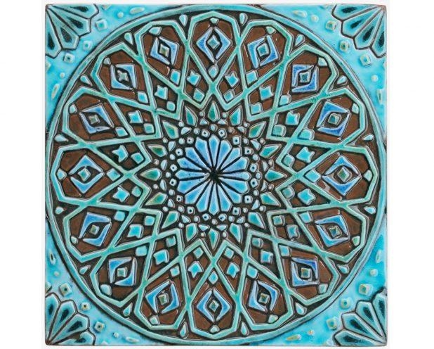 Fascinating Moroccan Style Metal Wall Art I Had My Stencil Wall Pertaining To Moroccan Metal Wall Art (Image 9 of 20)