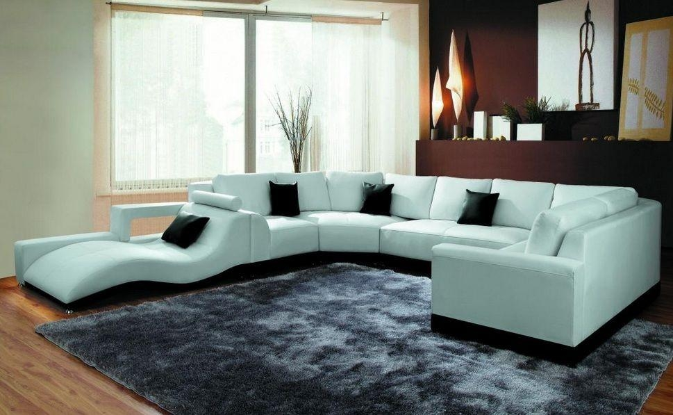 Fashionable Discounted Leather Sectional Couch Tucson Arizona Vig In Green Leather Sectional Sofas (Image 12 of 20)