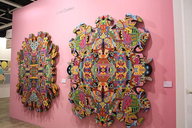 Filipino Artists Shine At Art Basel Hong Kong With Regard To Filipino Wall Art (Image 8 of 20)