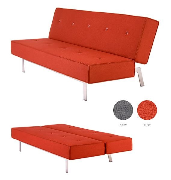 Flat Out Sleeper Sofa From Blu Dot Throughout Blu Dot Sleeper Sofas (View 7 of 20)