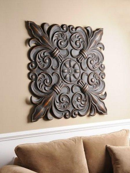 Fleur De Lis: The Perfect Decor For French Home Style – Www Intended For Metal Fleur De Lis Wall Art (View 10 of 20)