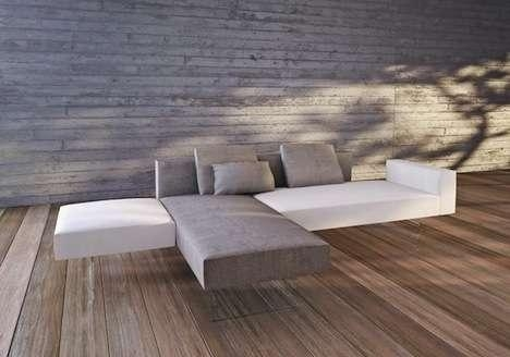 Superb Featured Image Of Floating Sofas
