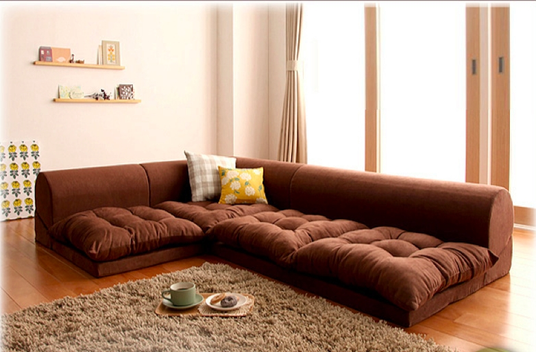 Low Height Sofa 38 Brilliant Floor Level Sofa Designs To