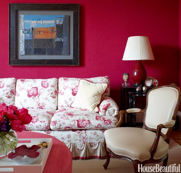 Floral Sofas – Floral Home Decor Intended For Floral Sofas (Image 12 of 20)