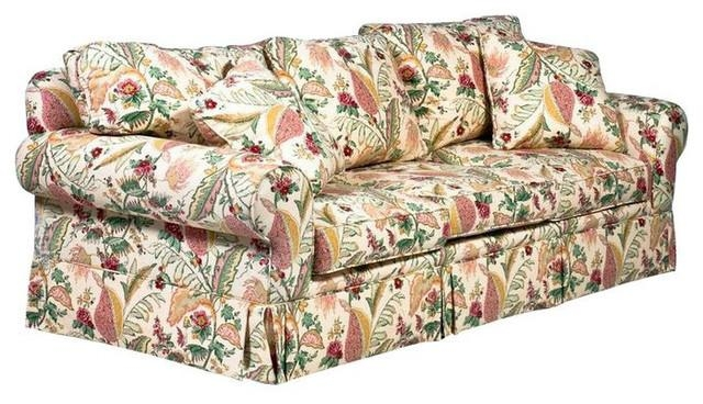 Floral Sofas In Floral Sofas (Image 15 of 20)