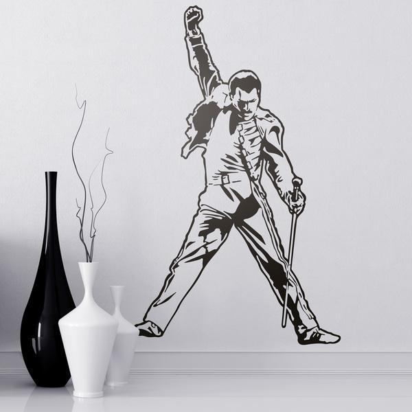 Freddie Mercury For Freddie Mercury Wall Art (Image 6 of 20)