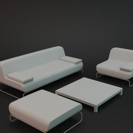 Featured Image of Low Height Sofas