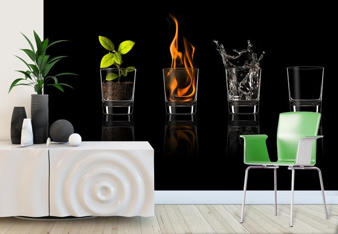 Frutos Vargas – The Four Elements – Wall Art In Elements Wall Art (View 6 of 20)