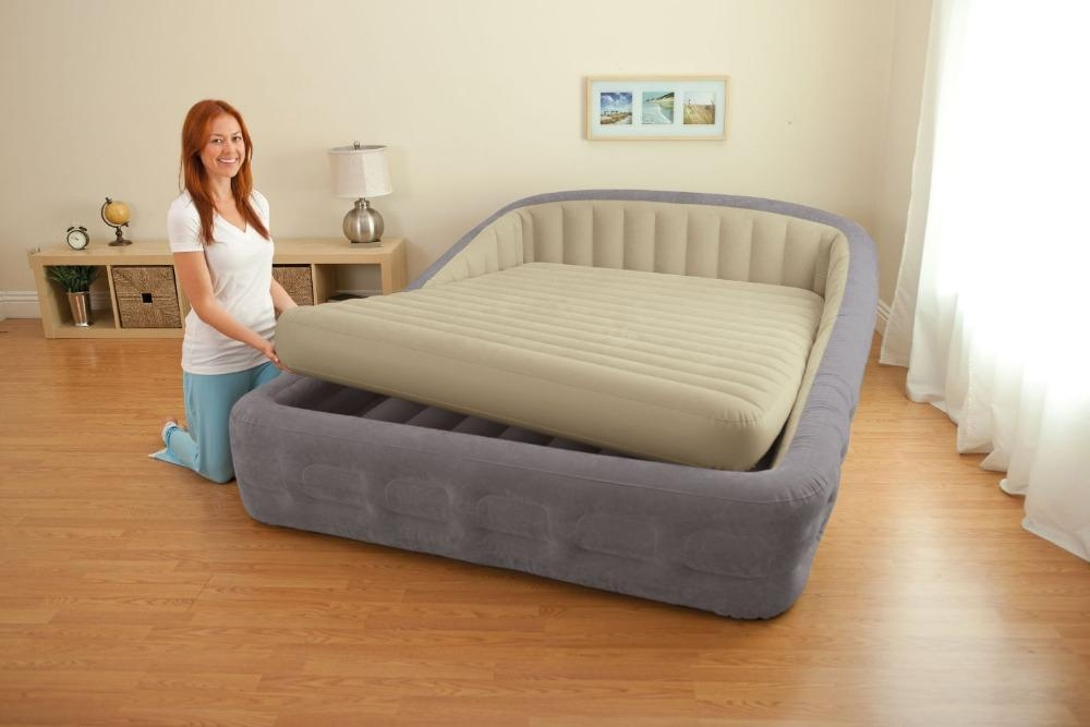 Full Size Air Mattress Ideas | Jeffsbakery Basement & Mattress In Inflatable Full Size Mattress (Image 11 of 20)