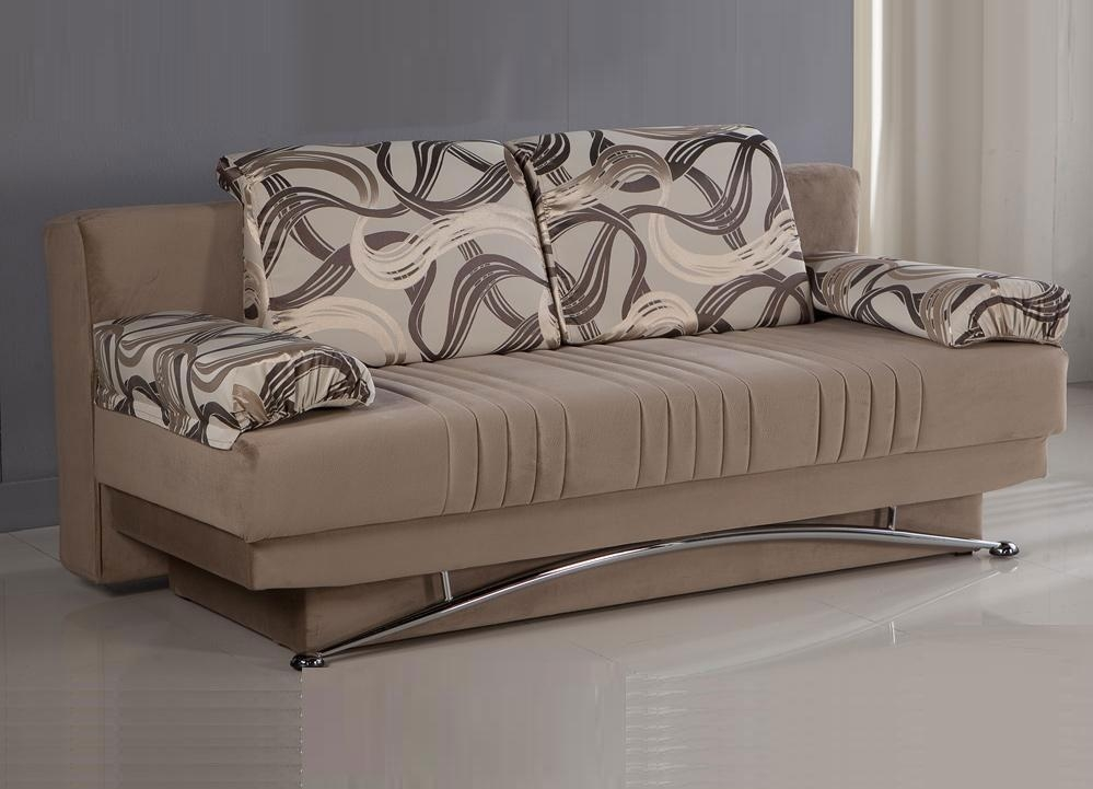 Full Size Convertible Sofa Bed | Eva Furniture With Queen Size Convertible Sofa Beds (View 9 of 20)