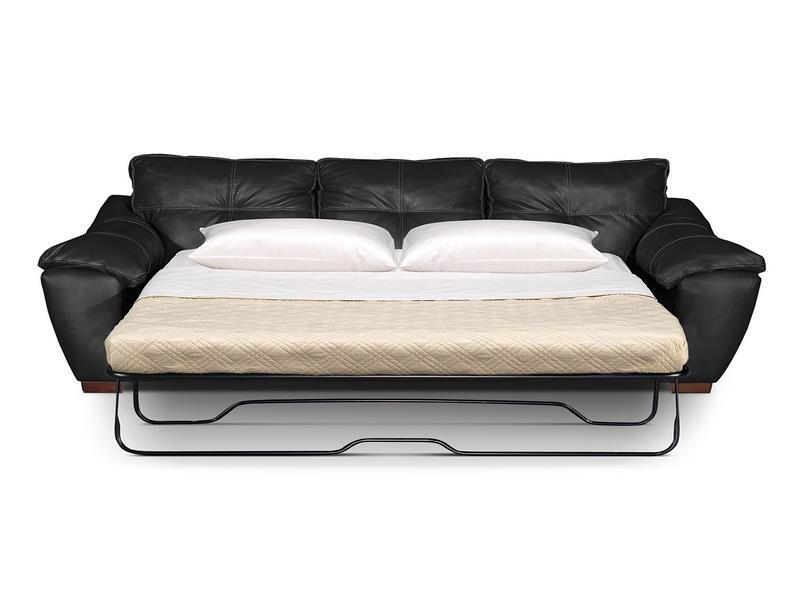Furniture : American Leather Sleeper Extendable Sofa Bed With With Slipper Sofas (Image 5 of 20)