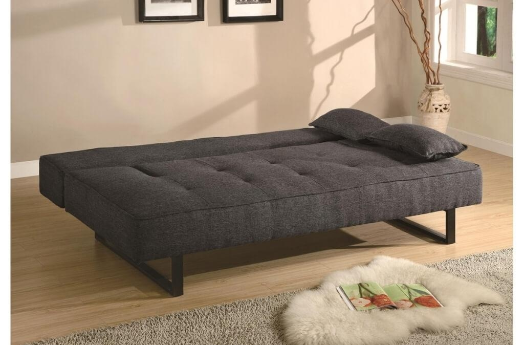 Furniture: Comfortable Serta Convertible Sofa Bed – Comfortable For Castro Convertible Couches (Image 9 of 20)