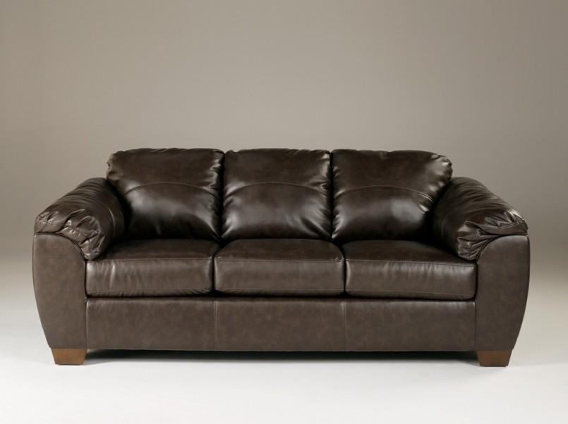 Furniture: Features Infinite Positions For Comfort With Durablend Inside Sealy Leather Sofas (Image 5 of 20)