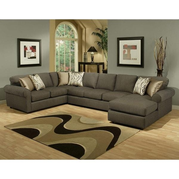 Featured Image of Chenille Sectional Sofas