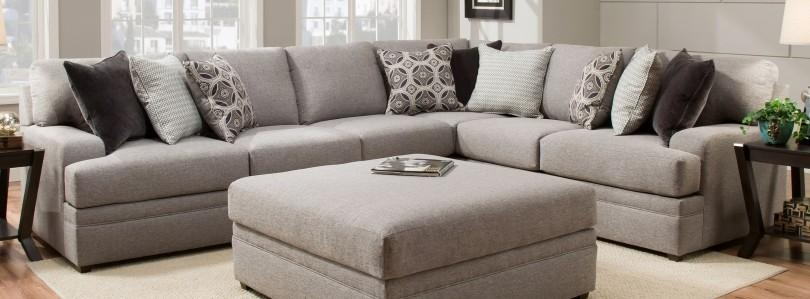 Furniture: Simmons Sectional For Comfortable Seating — Threestems Pertaining To Big Lots Simmons Sectional Sofas (Image 9 of 20)