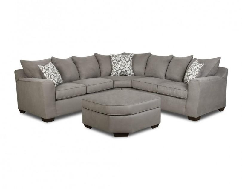 Furniture: Simmons Sectional For Comfortable Seating — Threestems Regarding Big Lots Simmons Sectional Sofas (Image 10 of 20)