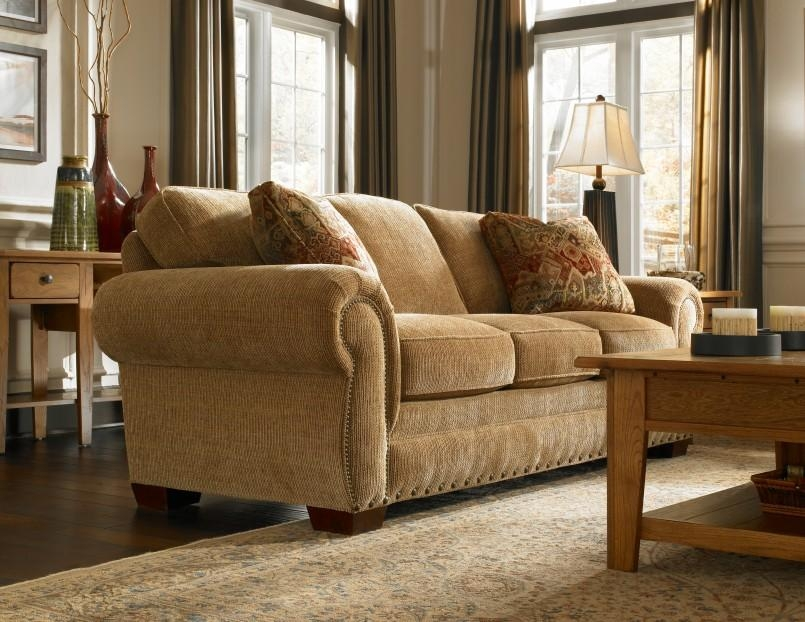 Furniture: Stunning Broyhill Sofas For Enchanting Living Room With Broyhill Mckinney Sofas (Image 14 of 20)