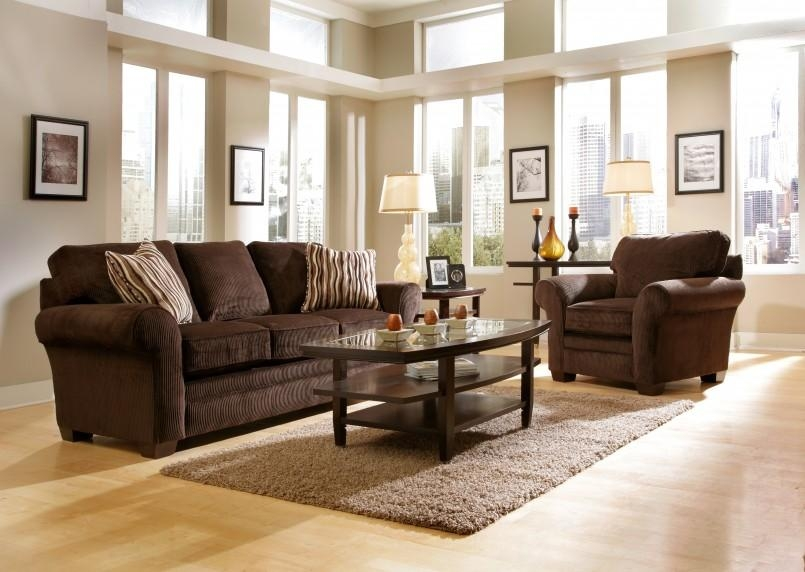 Furniture: Stunning Broyhill Sofas For Enchanting Living Room With Regard To Broyhill Reclining Sofas (Image 16 of 20)