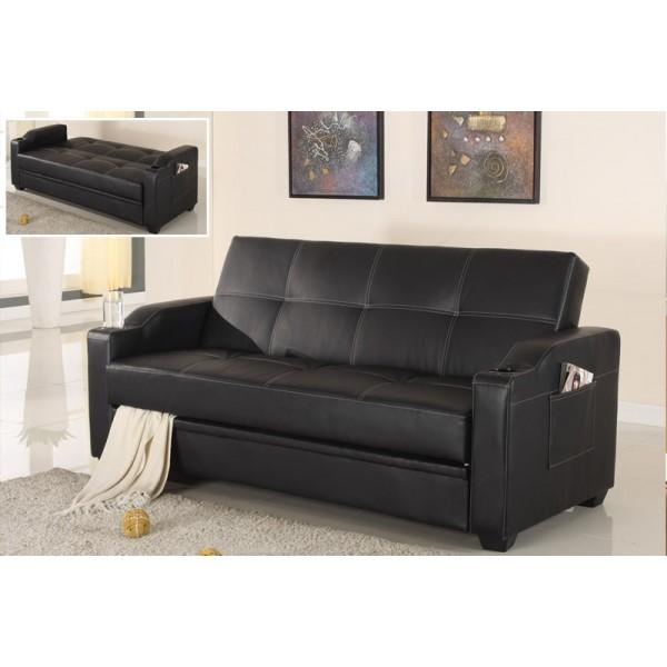 Futon With Cup Holder – Bm Furnititure In Sofas With Drink Holder (Image 13 of 20)