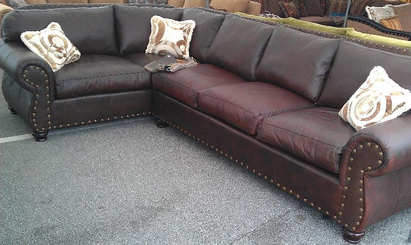 Gallery | We Make Custom Size Sofas! Pertaining To Burgundy Sectional Sofas (View 17 of 20)