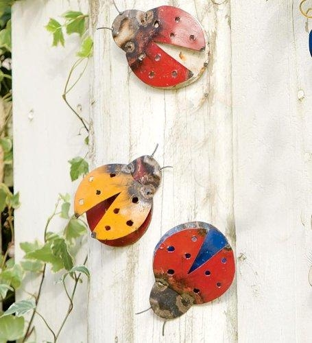 Garden Wall Art Outdoor Design | Exist Decor Within Insect Wall Art (View 17 of 20)