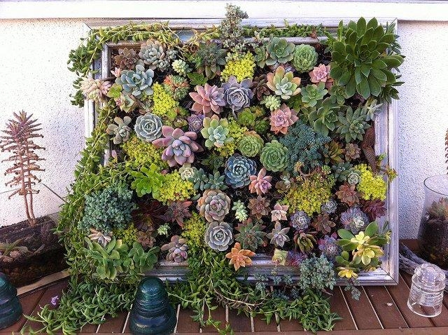 Garden Wall Decoration Ideas With Goodly Incredible Diy Garden Regarding Diy Garden Wall Art (View 8 of 20)