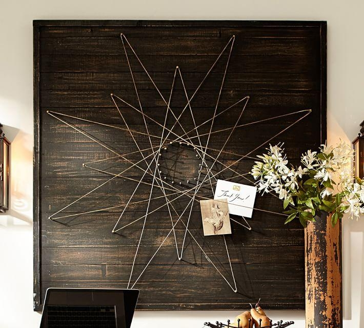 Geo Wire Wall Art | Pottery Barn Pertaining To Wire Wall Art Decors (Image 18 of 20)